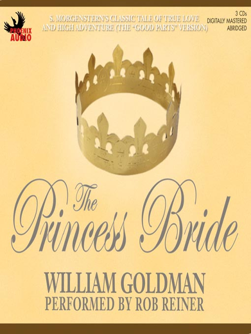 Title details for The Princess Bride by William Goldman - Wait list